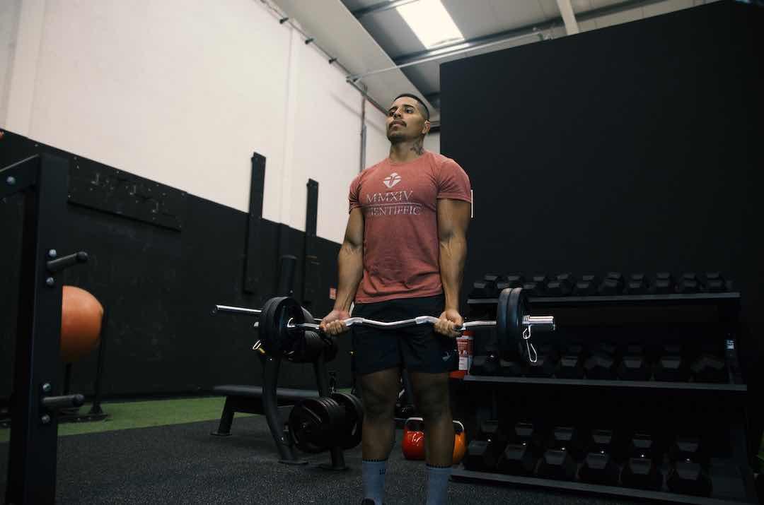 entrenador fitness pamplona